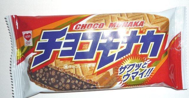 チョコモナカ
